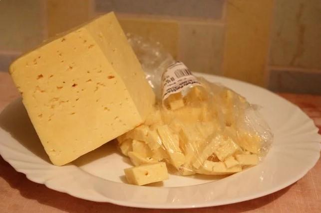 замороженный сыр
