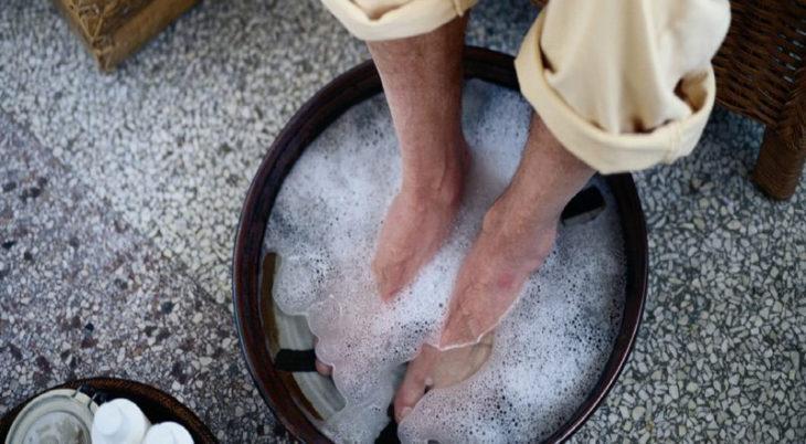 ванночки с хлорофиллиптом