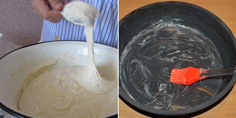 как приготовить бисквит
