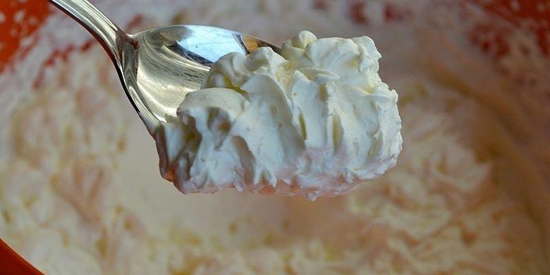 ванильный крем