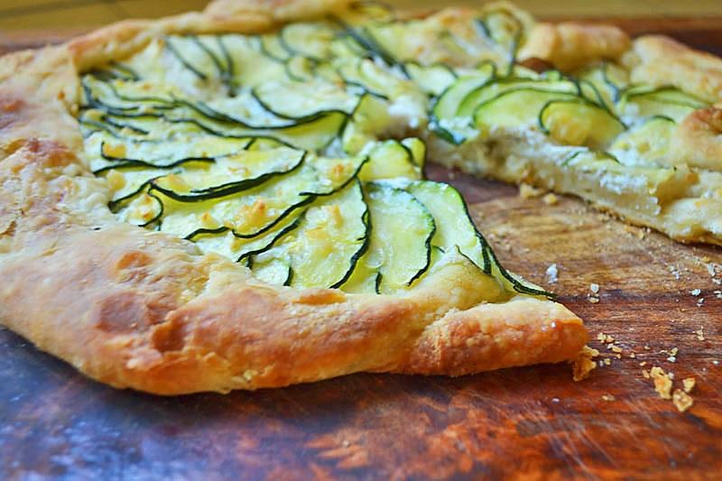 как приготовить овощной пирог