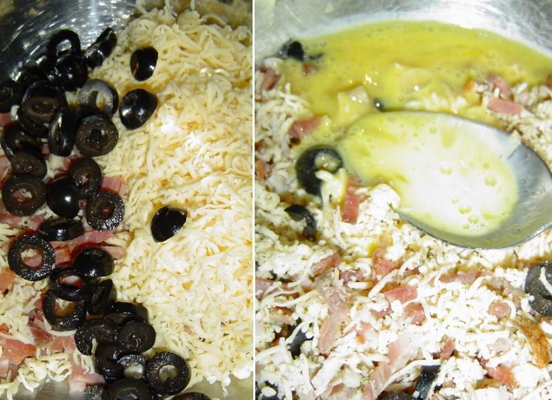 рецепт соленых кексов