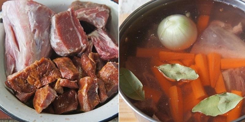 манештра суп