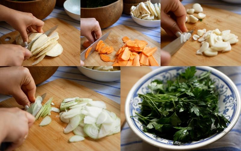 овощная приправа