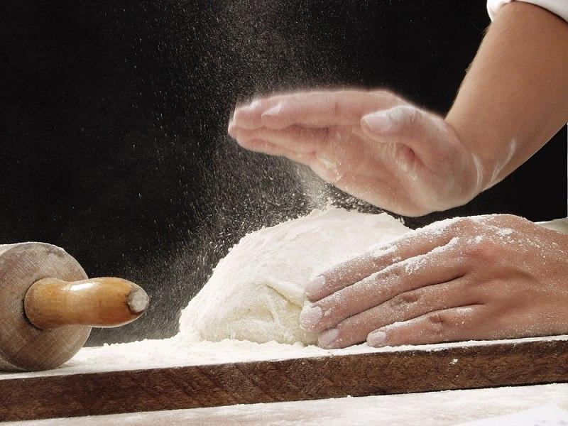 сдобные булочки с начинкой