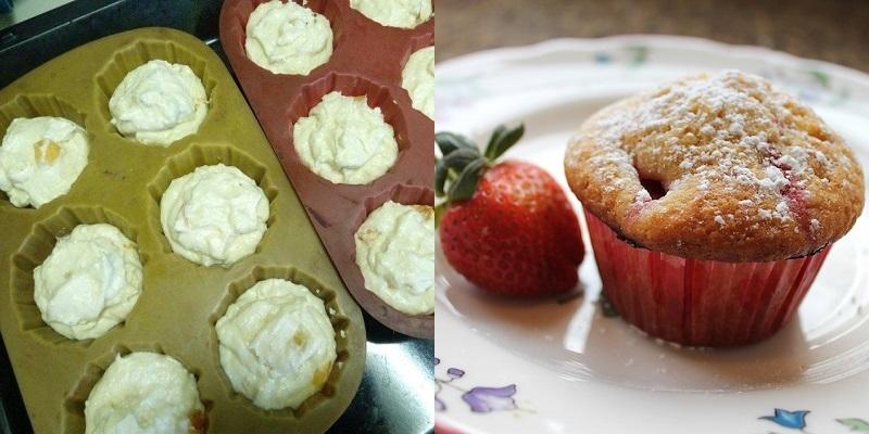 как приготовить кексы дома